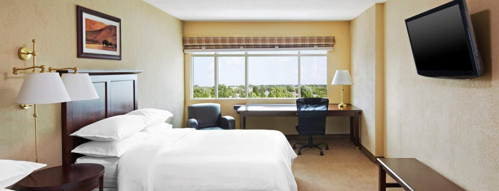 Sheraton Club Rooms Double - Sheraton Midwest City Hotel At The Reed Conference Center